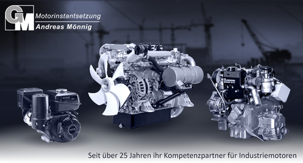 GM Motorinstandsetzung
